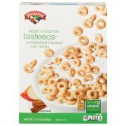 Hannaford Apple Cinnamon Tasteeos Cereal