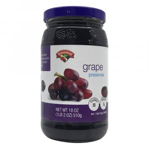 Hannaford Grape Preserves