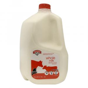 Hannaford Whole Milk