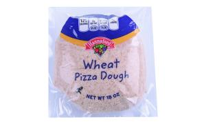 Hannaford Wheat Pizza Dough