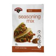 Hannaford Taco Seasoning