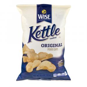 Wise $2 All Natural Kettle Potato Chips