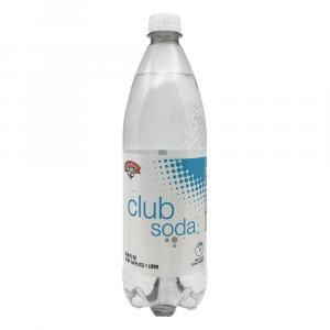 Hannaford Club Soda
