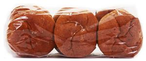 Hannaford Organic Wheat Bulkie Rolls