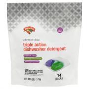 Hannaford Ultimate Clean Triple Action Dishwasher Detergent