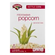 Hannaford Microwave Popcorn Kettle Corn