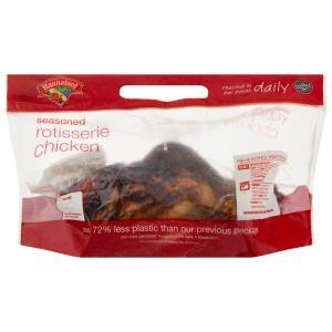 Mediterranean Herb Rotisserie Chicken