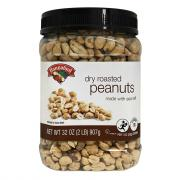 Hannaford Dry Roasted Peanuts