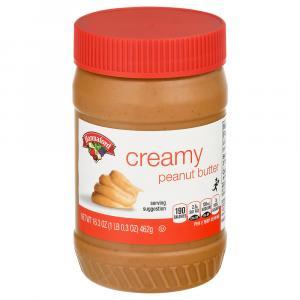 Hannaford Creamy Peanut Butter
