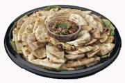 Naan & Taboule Party Platter