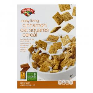 Hannaford Easy Living Cinnamon Cereal