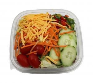 Grab & Go Veggie Delight Salad Large