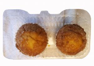 Hannaford Butter Rum Muffins