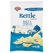 Hannaford Salt & Vinegar Kettle Chips