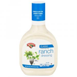 Hannaford Ranch Salad Dressing