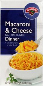 Hannaford Macaroni & Cheese
