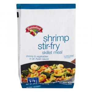 Hannaford Shrimp Stir Fry
