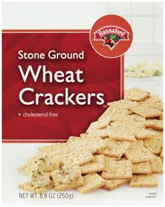 Hannaford Mini Stoned Wheat Thins