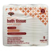 Hannaford Premium Bath Tissue Super Strength Mega Rolls