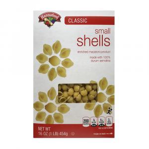 Hannaford Small Shells