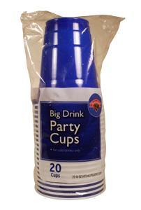Hannaford 16 Oz. Party Cups