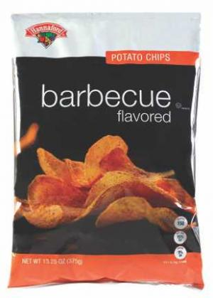 Hannaford Barbecue Chips