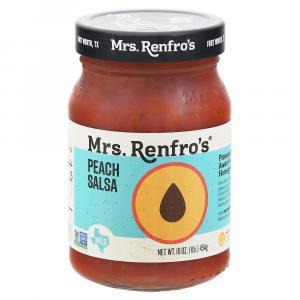 Mrs. Renfro's Peach Salsa