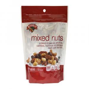 Hannaford Mixed Nuts with Peanuts