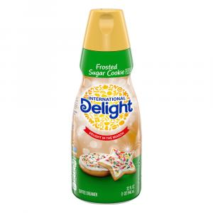 International Delight Frosted Sugar Cookie Creamer