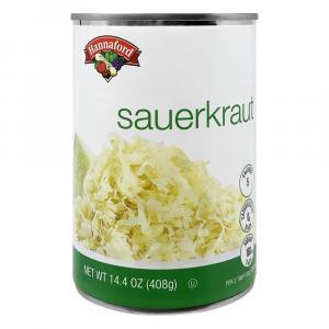 Hannaford Sauerkraut