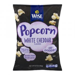 Wise White Cheddar Popcorn