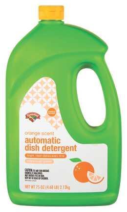 Hannaford Orange Automatic Dishwashing Gel