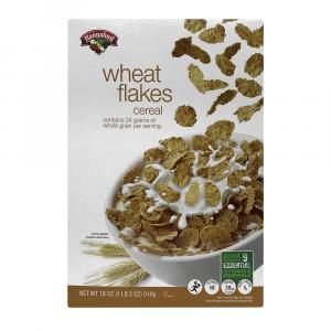 Hannaford Wheat Flakes Cereal