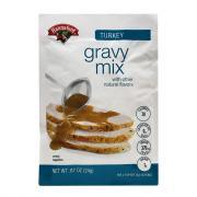 Hannaford Turkey Gravy Mix