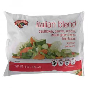 Hannaford Italian Mixed Vegetables