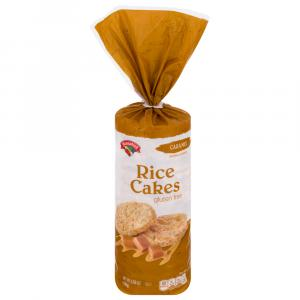 Hannaford Caramel Rice Cakes