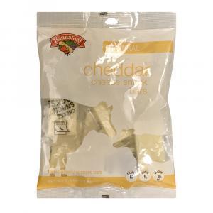 Hannaford White Cheddar Cheese Snack Bars