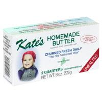 Kate's 100% Pure Unsalted Butter 2 Quarters