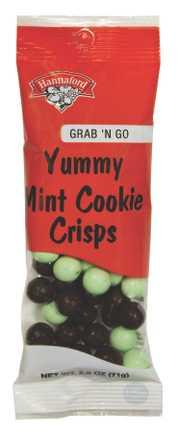 Hannaford Grab 'n Go Mint Chocolate Cookie Crisp