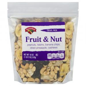 Hannaford Fruit & Nut Trail Mix