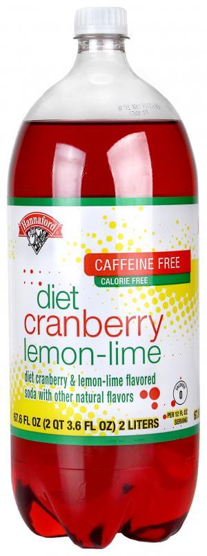Hannaford Diet Cranberry Lemon-Lime