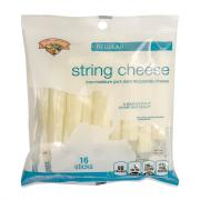 Hannaford Mozzarella String Cheese