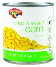 Hannaford Crisp & Sweet Corn