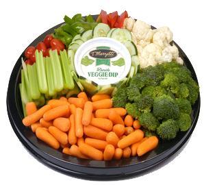 Garden Appetizer