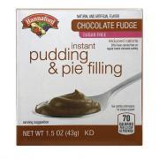 Hannaford Sugar Free Chocolate Fudge Instant Pudding Mix
