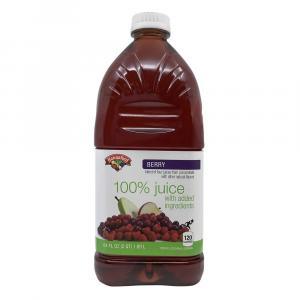 Hannaford 100% Berry Juice