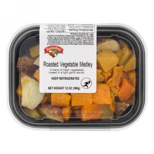 Hannaford Roasted Vegetable Medley