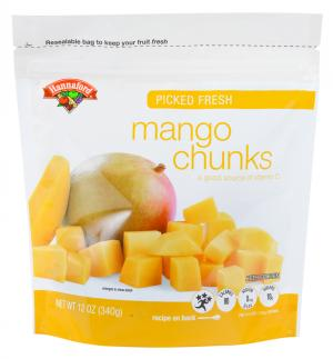 Hannaford Mango Chunks