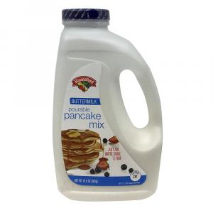Hannaford Buttermilk Pourable Pancake Mix