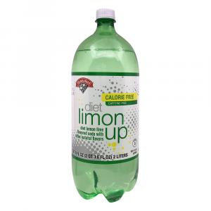 Hannaford Diet Limon Up Soda